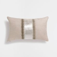 NATURAL COLOR JACQUARD CUSHION - Decorative Pillows - Decor and pillows - Home Collection | Zara Home United States