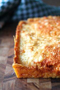 "Karen's Kitchen Stories: Detroit Style ""Red Top"" Pizza | #TwelveLoaves"