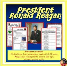 Ronald reagan domestic policy essay