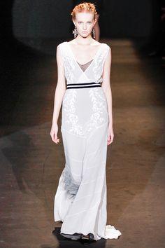 Alberta Ferretti Fall 2013 Ready-to-Wear Collection Slideshow on Style.com