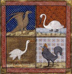 Bestiaire du Moyen Âge Plus