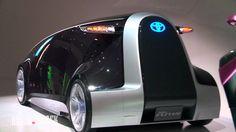 Toyota Fun-Vii Concept @ 2011 Tokyo Auto Show