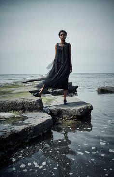 Alecia Morais | Harper's Bazaar UK Setembro 2016