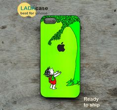 The Giving Tree iPhone case, iPhone 5 case. $16.99, via Etsy.