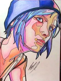 Chloe Price - Life is Strange by AnthonyParenti.deviantart.com on @DeviantArt
