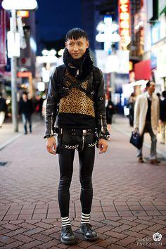 japanese male street fashion - Google Search
