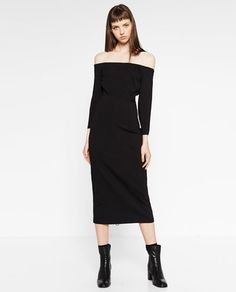 MIDI DRESS-DRESSES-WOMAN | ZARA United States