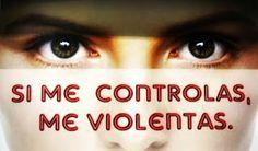 Crisálida, una esperanza perenne...: ¡NO MÁS ABRAZOS CON VIOLENCIA! : 18 fotografías qu...
