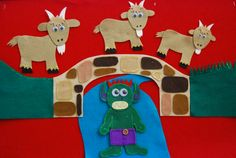 This felt board story has been carefully hand-made using quality materials to last for years to come. Each piece has been largely designed & detailed to capture the interest & attention of children of all ages.Children love felt stories & this set can be used within the home & child care setting. They also make fun, unique & educational gifts for that someone special. Complete with a laminated copy of the story in a zip lock bag, it can be purchased for only $28 + postage