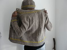 Ravelry: Project Gallery for monte rosa pattern by Isabell Kraemer Gaby's monte rosa