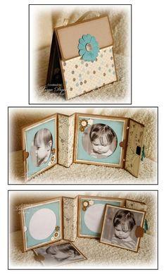 CD Envelope Photo Purse - bjl