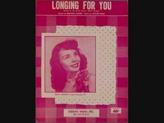 Teresa Brewer - Longing For You (1951)