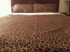 Leopard Sheets!