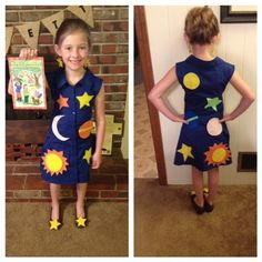 Boots, Bows, & the 5-OH: Magic School Bus Character Day