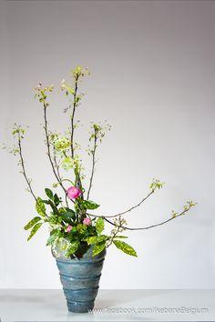 Longing for Spring    Floral Art: Ilse Beunen  Photography: Ben Huybrechts