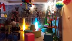 #party #jump #kids #birthday #teens. #cakes #cupcakes #candy #Domingo #led.#diversion.#transformers #robotled.#birthday