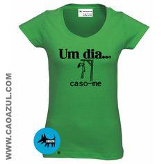 UM DIA CASO-ME (MULHER)