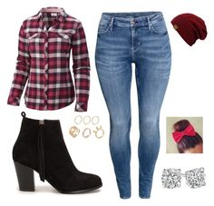 """""""Happy holidays"""" by isabellemartinez21 on Polyvore featuring Columbia, H&M and Nly Shoes"""