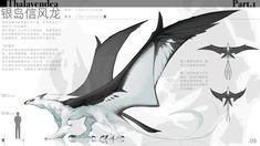 Mythical Creatures Art, Weird Creatures, Fantasy Creatures, Monster Concept Art, Fantasy Monster, Fantasy Dragon, Dragon Art, Creature Concept Art, Creature Design