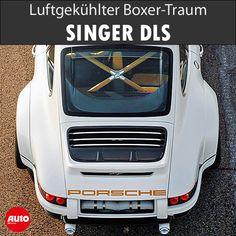 Singer präsentiert auf dem Festival of Speed den Singer DLS! #porsche #911 #964 #boxer #luftgekuehlt