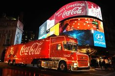 Anticipation is already building for the arrival of the Coca-Cola truck, which last year visited 45 UK towns and cities