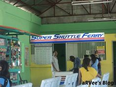 Super Shuttle Ferry going to and from Bantayan Island Bantayan Island Cebu, Philippines, To Go