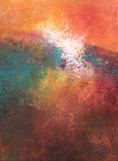 """Between Here and Gone -Mary Chapin Carpenter, oil and wax, 24""""x18"""", by Peg Bachenheimer"""