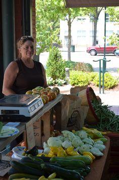 Tiroc Farms, Chattanooga, TN (Locally Grown Produce:)