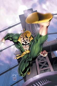 IRON FIST IV