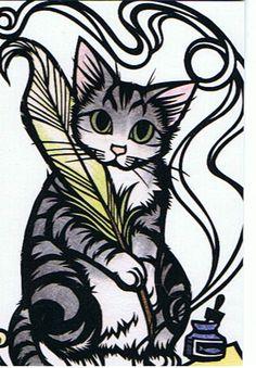 日本国内外のポストカード販売、猫グッズを扱っています。フラワーフェアリーやchoochoo本舗のねこグッズも販売しています。