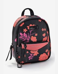 🌺Floral Mini Backpack & Wristlet🌺 Teen Fashion Outfits, Fashion Bags, Fashion Backpack, Justice Bags, Justice Stuff, Trendy Purses, Mini Backpack Purse, Latest Bags, Tween Girls
