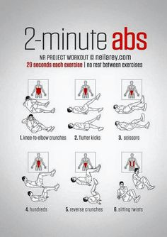 20 Stomach Fat Burning Ab Workouts From ! 20 Stomach Fat Burning Ab Workouts From ! Abs Workout Video, Abs Workout Routines, Ab Workout At Home, At Home Workouts, 300 Workout, Crossfit Motivation, Ab Routine, Week Workout, Middle Ab Workout