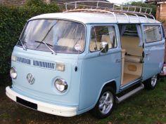 *REDUCED* VW T2 Bay Window Campervan Pristine condition