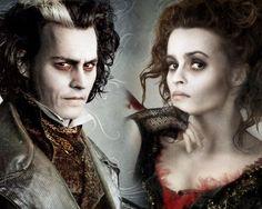 Sweeney Todd The Demon Barber & Mrs Lovett The Pie Maker