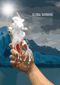 global warming Global Warming, Graphic Design, Movies, Movie Posters, Inspiration, Art, Biblical Inspiration, Art Background, Film Poster