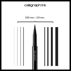 1000 Images About Calligraph Ink On Pinterest Makeup