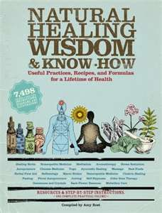 This is a really neat book. It has everything from insomnia and dry hair to understanding your chakaras. I have this in my house along with Craft Wisdom and Know-How and Survival Wisdom and Know-How. They're very large, and act as great  coffee table books and conversation pieces, but are just all around excellent sources of knowledge on their respective subjects. There is also a book like these on Gardening, but alas, if my own supermom couldn't cure my green thumb, nothing can.Poor plants…
