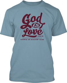 God is Love Design #397