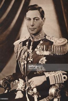 On this day in after a long illness, King George VI of Great Britain and Northern Ireland dies in his sleep at the royal estate at Sandringham. George VI was. George Vi, Commonwealth, Eduardo Viii, King's Speech, British Royal Families, Isabel Ii, Queen Of England, England Uk, Her Majesty The Queen
