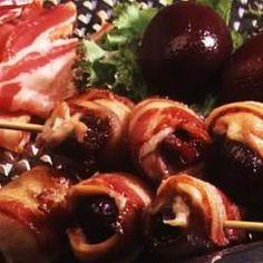 Szilvás csirkemell nyársra húzva Recept képpel - Mindmegette.hu - Receptek Beef, Cooking, Food, Meat, Cucina, Kochen, Essen, Ox, Cuisine
