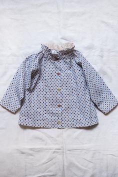 MAKIE: CLOTHING LEOCA Blouse Clover