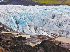 Iceland    Why you should go:The Vatna Glacier covers about 8% of Iceland and is surrounded by Jökulsárlón, a beautiful lake full of icebergs that have broken off of Vatna through the years. So beautiful, in fact, that it served as the opening setting of the James Bond flick A View to a Kill.