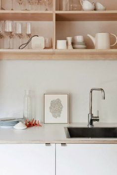 Hector & Bailey: Plywood kitchens