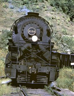 Norfolk & Western 2154 - O'Toole, West Virginia | N&W 2154 i… | Flickr
