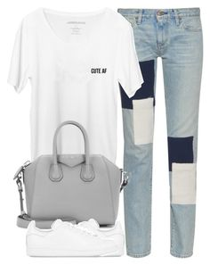 """""""Untitled #3817"""" by london-wanderlust ❤ liked on Polyvore featuring Simon Miller, Givenchy and adidas Originals"""