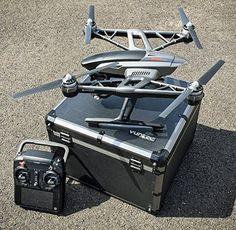 Yuneec Q500 4K Typhoon Quadcopter Drone RTF in Aluminum Case with CGO3 Camera...: Camera & Photo