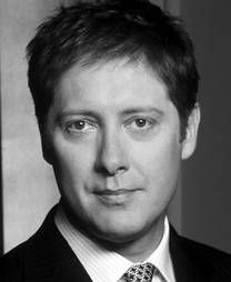 James Spader - I'm a new fan.  He's amazing on TV show, The Black List!!
