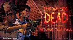 THE WALKING DEAD Season 3 EPISODE 3 Trailer Teaser   PS4 Xbox One PC https://youtu.be/jTLyWS_CUgs