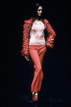 Alexander McQueen Spring 2000 Ready-to-Wear Collection Photos - Vogue