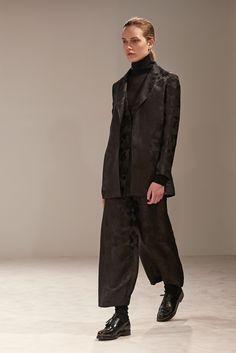 The Row Fall 2014 Ready-to-Wear Fashion Show